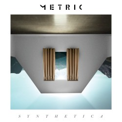 Metric Breathing Underwater (MNDR Remix) Artwork