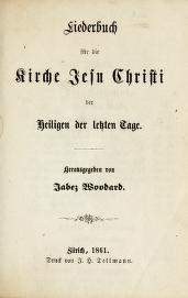Gesangbuch (1861)