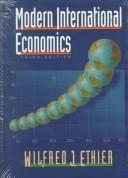 Modern international economics