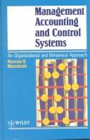 Download Management accounting and control systems
