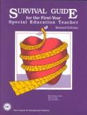 Download Survival guide for the first-year special education teacher