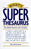 Download Roget's superthesaurus