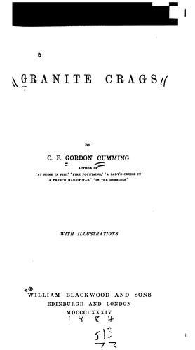 Download Granite Crags