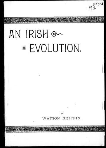 An Irish evolution