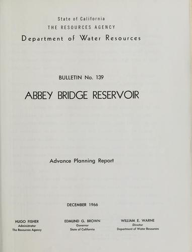 Download Abbey Bridge reservoir