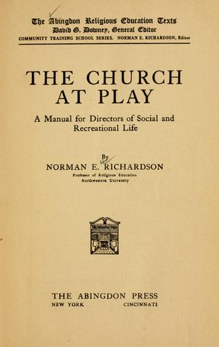 Download The church at play