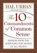 Download The 10 Commandments of Common Sense