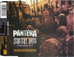 Cemetery Gates by Pantera  /   Sepultura  /   Melvins