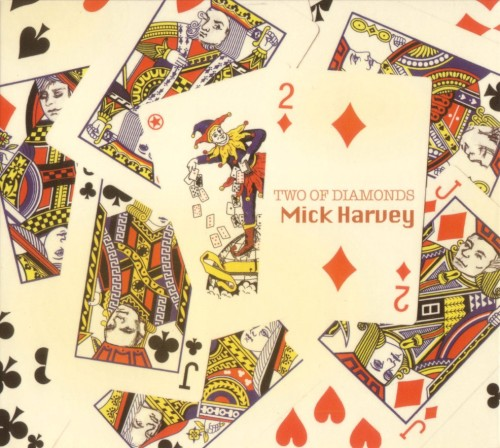 Mick Harvey Out Of Time Man Artwork