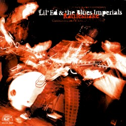 Lil Ed & The Blues Imperials - Spend Some Time With Me