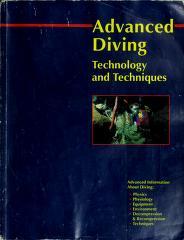 Cover of: Advanced Diving  | Dennis Graver