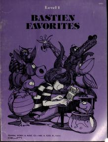 Cover of: Bastien Favorites (From The Bastiens..., GP 83) |