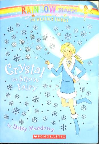 Crystal, the snow fairy by Daisy Meadows