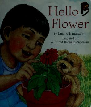 Cover of: Hello flower | Uma Krishnaswami