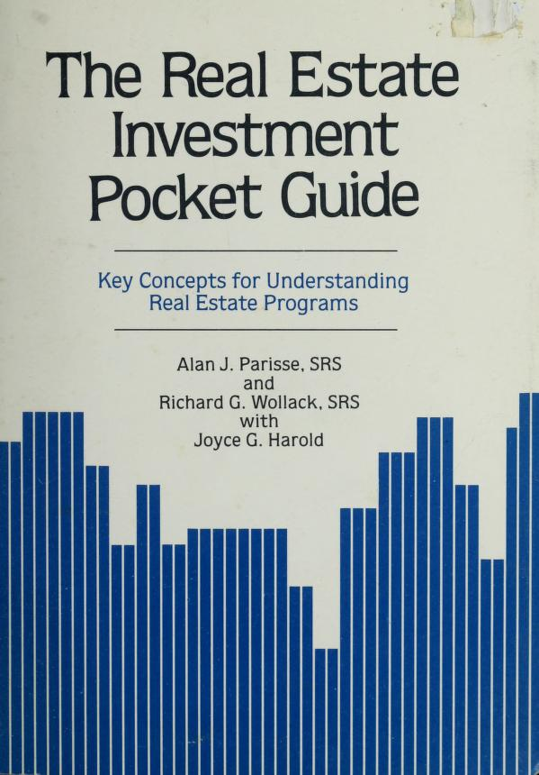 The real estate investment pocket guide by Alan Parisse