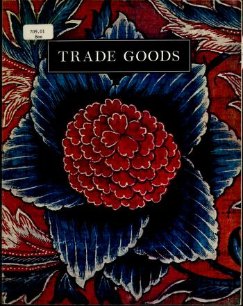 Trade goods by Alice Baldwin Beer