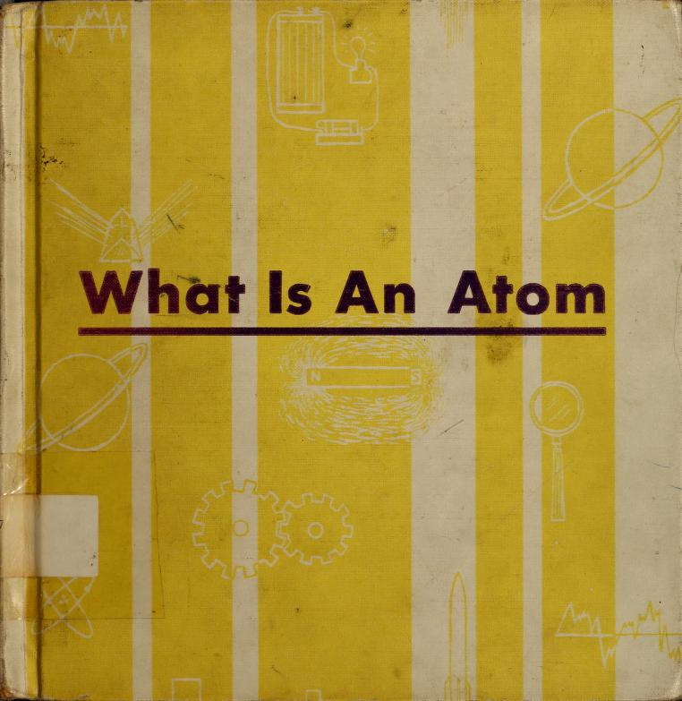 What is an atom by Gabriel H. Reuben